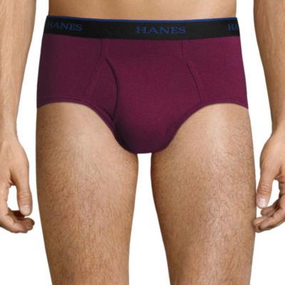 Hanes® 5-pk. ComfortBlend® Briefs + Bonus Pair