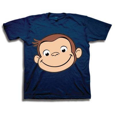 Short Sleeve T-Shirt-Toddler Boys