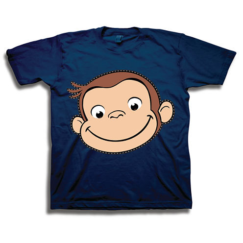 Short Sleeve T-Shirt-Toddler Boys