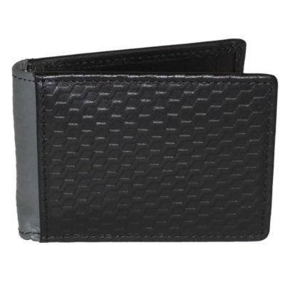 Buxton Mens Flip Fold Wallet