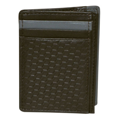 Buxton Mens Front Pocket Wallet