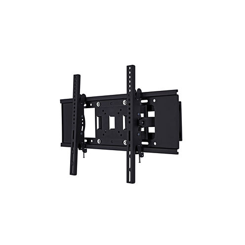 GPX TM65B 28-65 in. Tilt & Swivel Articulating TV Mount