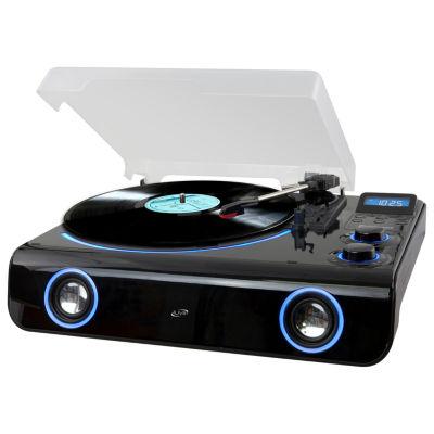iLive ITTB775B Classic Style Bluetooth Turntable