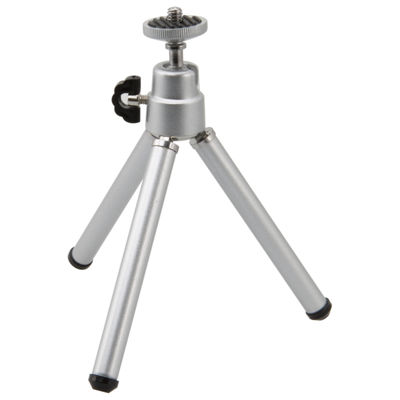 GPX TPD067S 6 in. Mini Tripod
