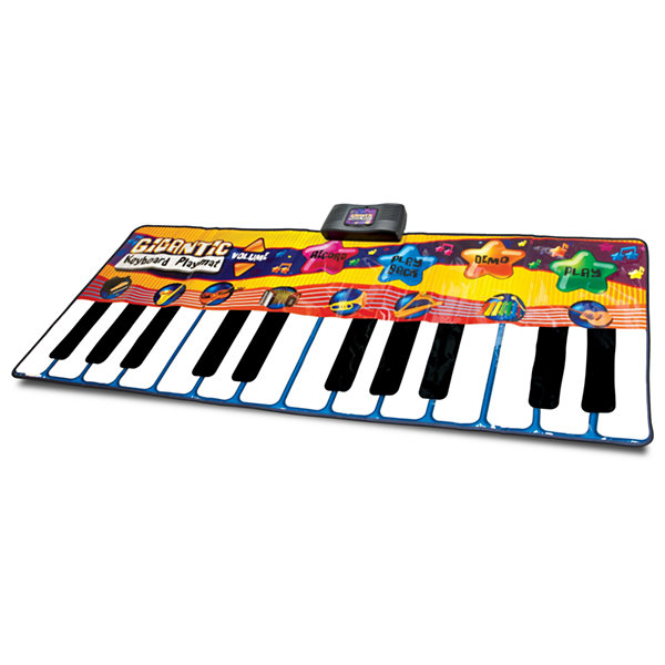 GPX PM66 Piano Mat - 6 Feet