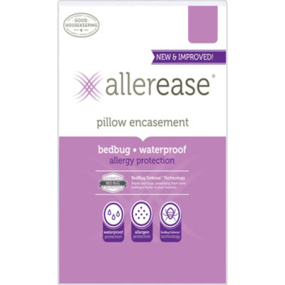 Allerease Micro Pillow Protector 2-Pack