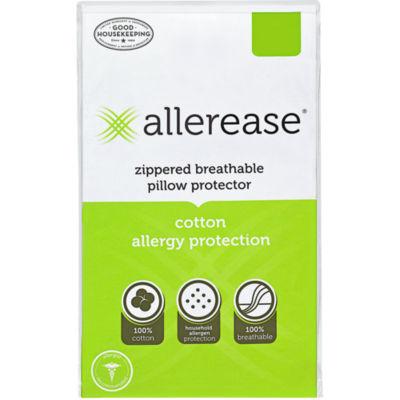 Allerease Cotton Pillow Protector