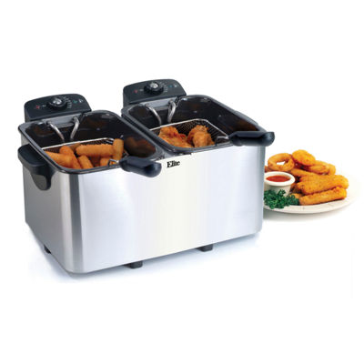 Elite Platinum EDF-4080 8-Quart Deep Fryer