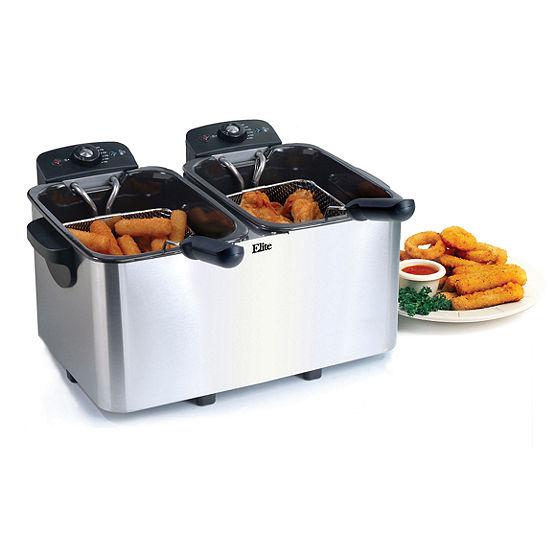 Elite Platinum Edf 4080 8 Quart Deep Fryer