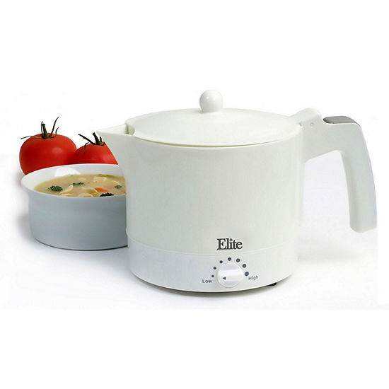 Elite Cuisine Ehp 001 32 Ounce Hot Pot Kettle