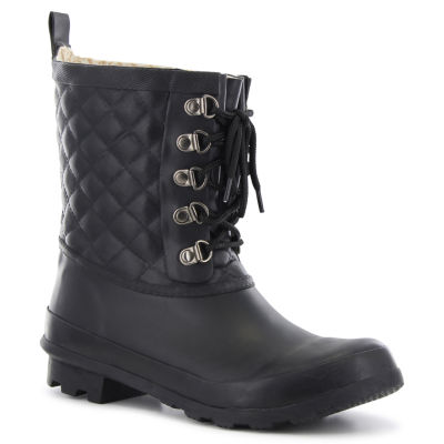 Chooka Fashion Freja Womens Waterproof Rain Boots