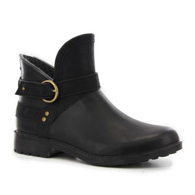 Chooka Fashion Womens Furlong Rain Boots Waterproof Pull-on