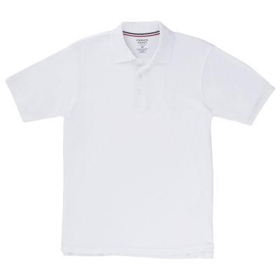 Short Sleeve Interlock Polo Husky