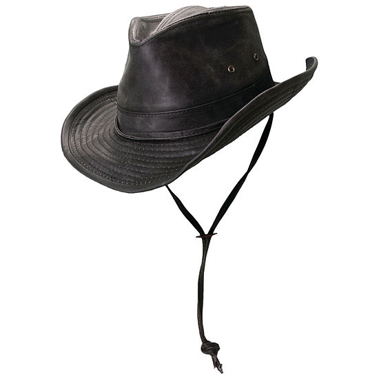ec4a65b6b84 Dorfman Pacific® Weathered Shape Outback Safari Hat - JCPenney