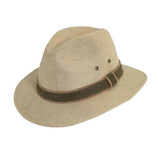 Dorfman Pacific® Hemp Safari Hat