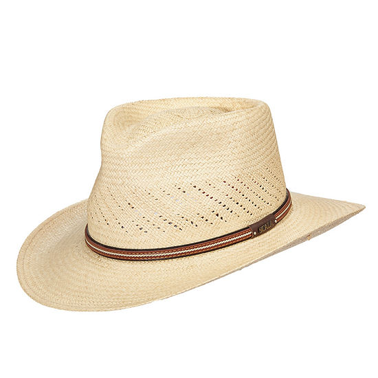 Scala™ Vent Panama Outback Safari Hat