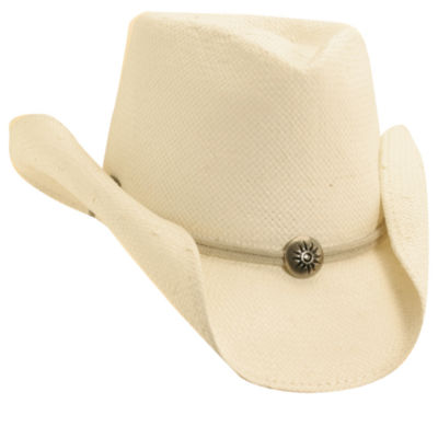 Scala Mens Cowboy Hat
