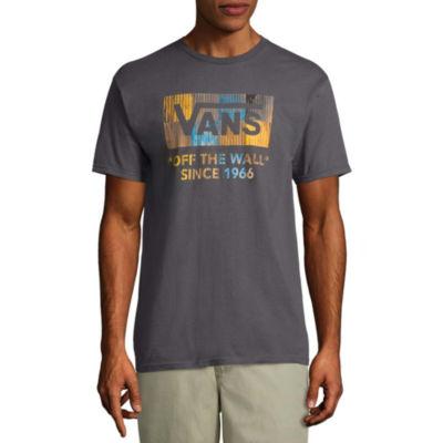 Vans Short Sleeve Logo Graphic T-Shirt