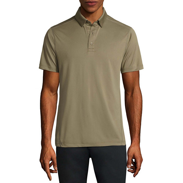 Msx By Michael Strahan Short Sleeve Polo Shirt