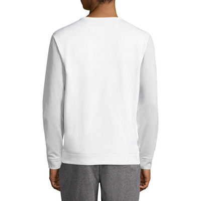 Msx By Michael Strahan Long Sleeve Polo Shirt
