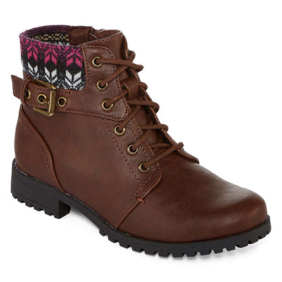 Arizona Lawson Girls Bootie - Little Kids/Big Kids