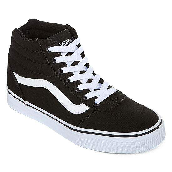 668c9f49324 Vans Ward Hi Womens Skate Shoes Lace-up - JCPenney