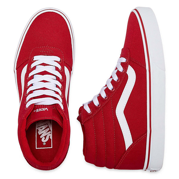 Vans Ward Hi Womens Skate Shoes