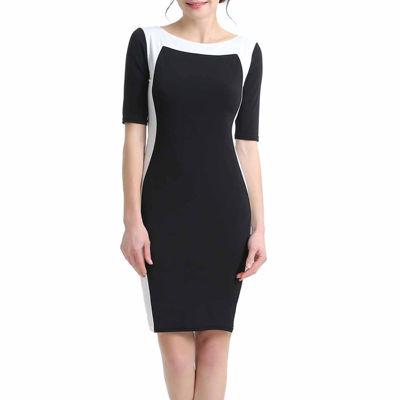 Phistic Kate Elbow Sleeve Sheath Dress