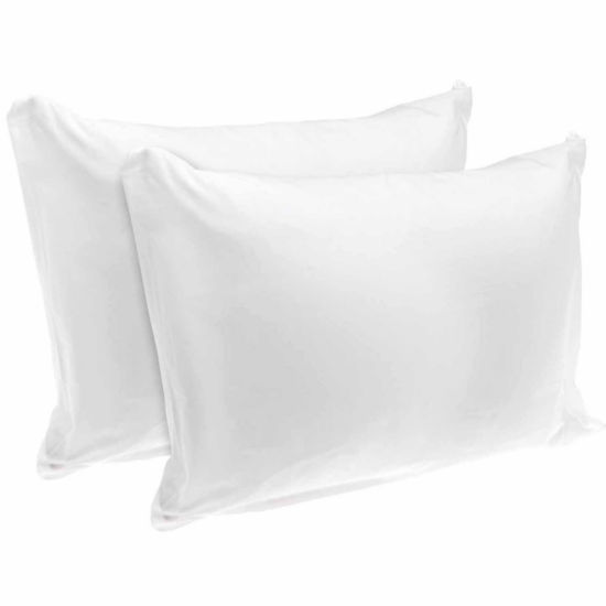 Rest Right Cotton Pillow Protector