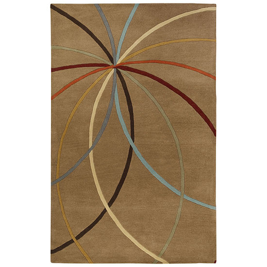 Decor 140 Obihiro Hand Tufted Rectangular Indoor Rugs