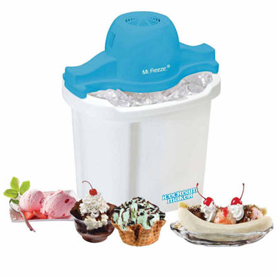 Elite Mr. Freeze EIM-404 4-Quart Electric Ice Cream Maker
