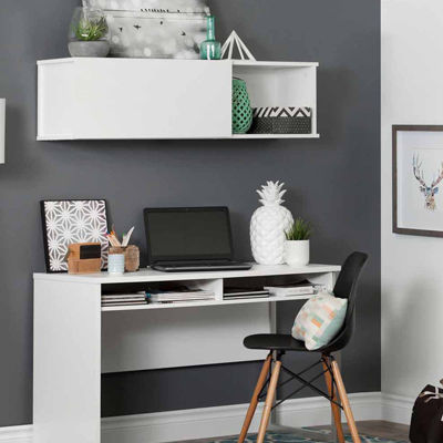 Interface Desk Hutch