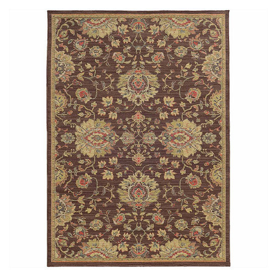 Covington Home Carmen Traditions Rectangular Indoor/Outdoor Rugs