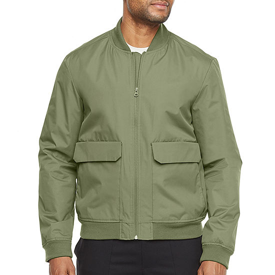 Stylus Mens Lightweight Bomber Jacket