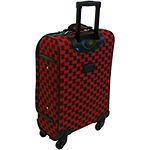 American Flyer Madrid 5-pc. Spinner Upright Luggage Set