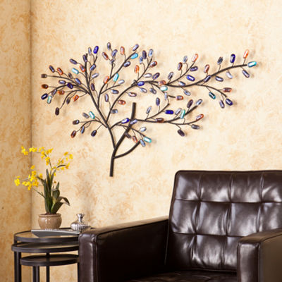 Billowing Tree Wall Sculpture