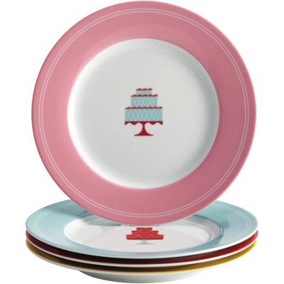 Cake Boss™ 12-pc. Porcelain Dessert Set