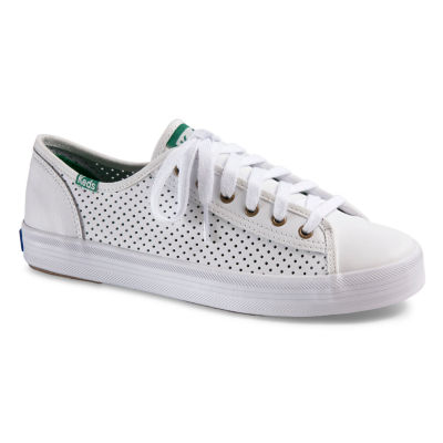 Keds® Kickstart Leather Womens Sneaker Shoes