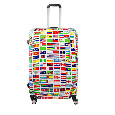 """ful Flags Hardside 28"""" Spinner Upright Luggage"""
