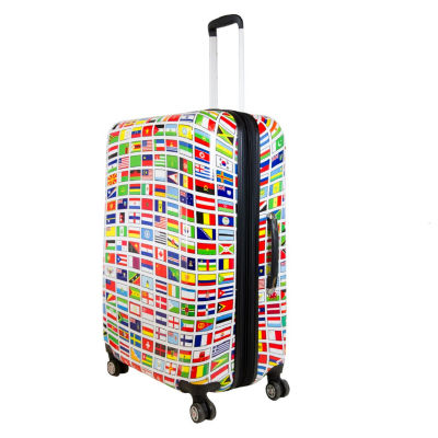 "ful Flags Hardside 20"" Spinner Upright Luggage"