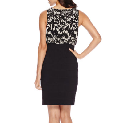 nicole by Nicole Miller® Sleeveless Blouson Dress
