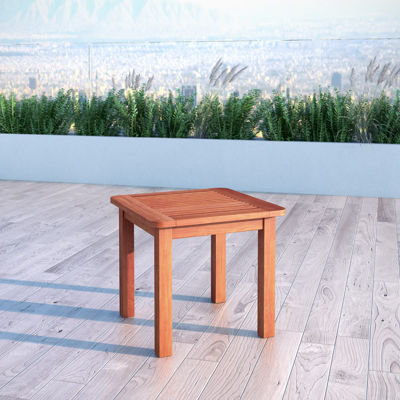 Corliving Patio Side Table