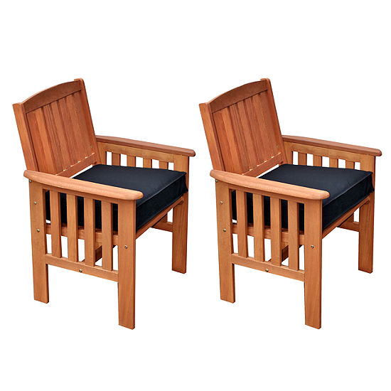 Miramar Patio Armchairs Set Of 2