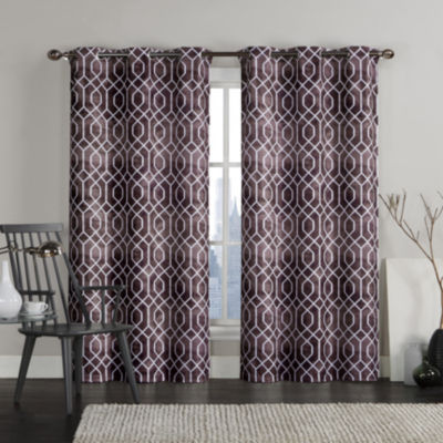 Amadora 2-Pack Grommet-Top Curtain Panel