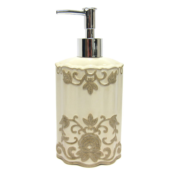 Croscill Classics® Madeline Soap Dispenser