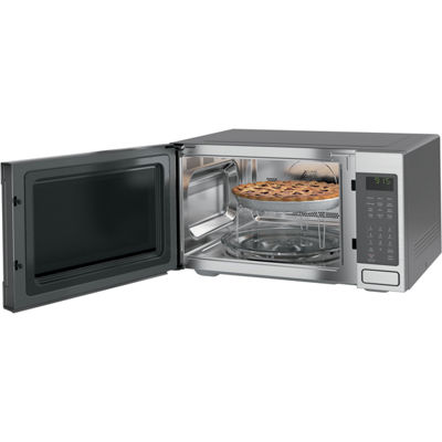 GE® Profile™ Series 1.5 cu. ft. Countertop Convection Microwave Oven