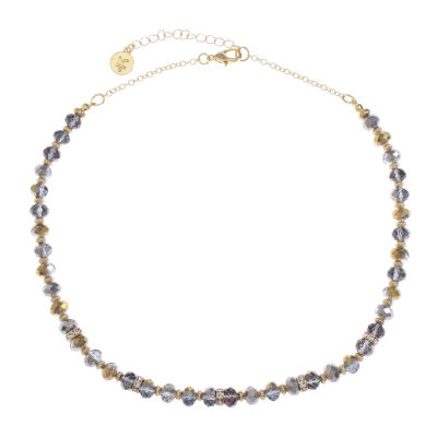 Liz Claiborne Multi Color Beaded Necklace