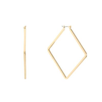 Liz Claiborne 63mm Hoop Earrings