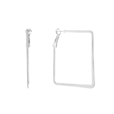 Liz Claiborne 60mm Hoop Earrings
