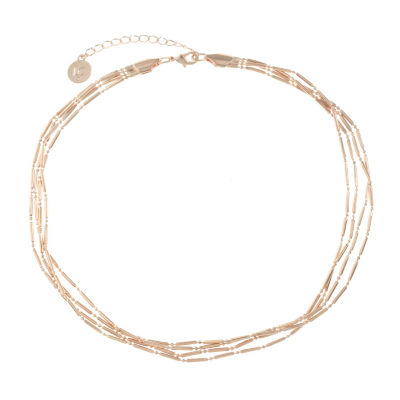 Liz Claiborne 16 Inch Chain Necklace